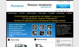 Maszyny i Urządzenia Scorpion